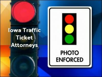 Iowa Traffic Ticket Attorneys