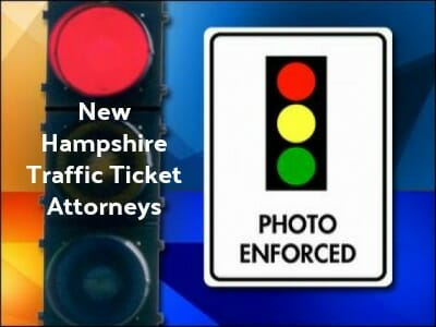 New Hampshire Traffic Ticket Attorneys