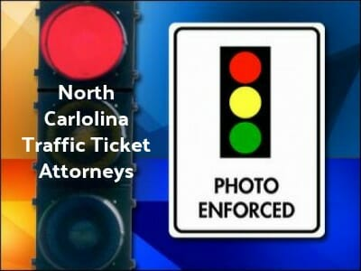 North Carolina Traffic Ticket Attorneys