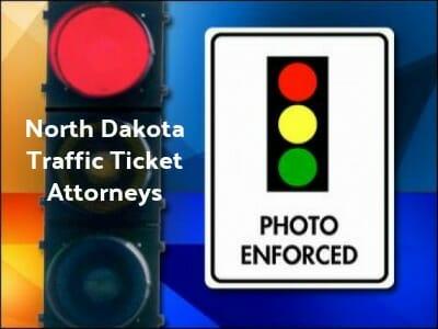 North Dakota Traffic Ticket Attorneys - Drivers License