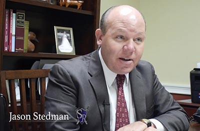 Jason Stedman, Criminal Defense Attorney, Martinsburg, WV